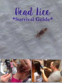 That Time We Got Head Lice