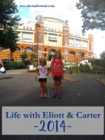 Life with Eliott & Carter 2014