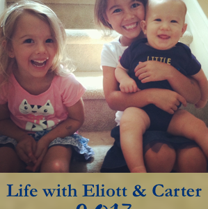 Life With Eliott and Carter, 2013